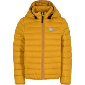 LEGO wear Lwjori 611 Jacket Kids, geel